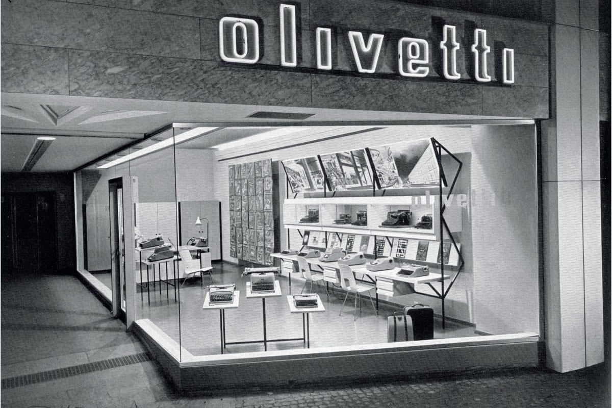 Icons. Olivetti: the story of an Italian revolution