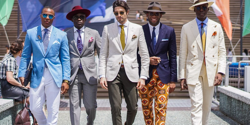Pitti Immagine Uomo: Fashion Fairs in Florence