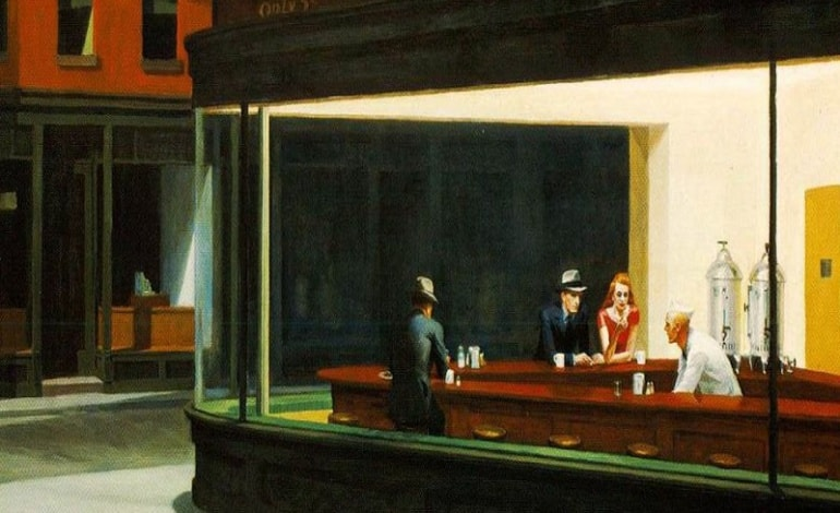 Edward Hopper exhibition in Rome