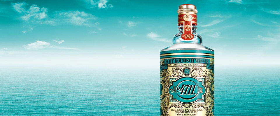 Mavive celebrates 225 years of '4711 Eau de Cologne' with a special edition