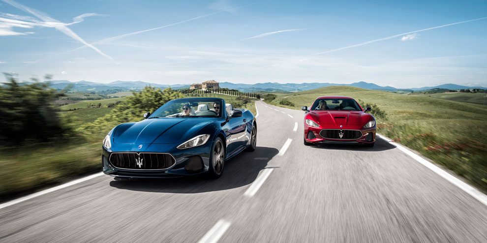 Technology and style for Maserati in 2018