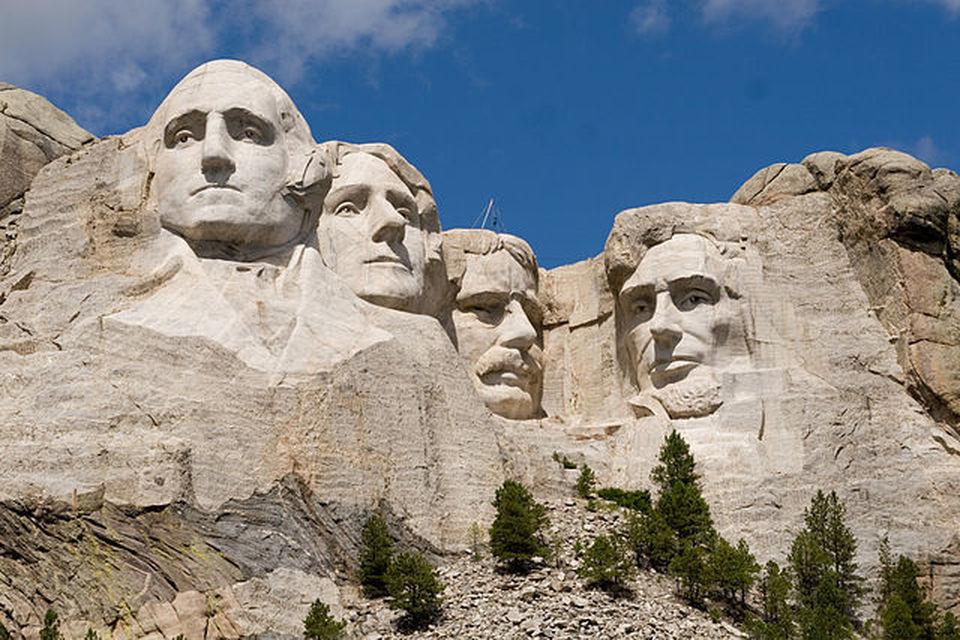 The Italian mastery behind Mount Rushmore National Memorial