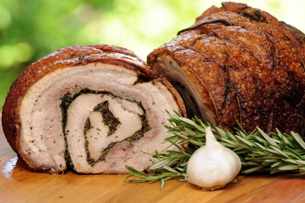 From Ariccia to the US, the porchetta is apprecciated all over the world