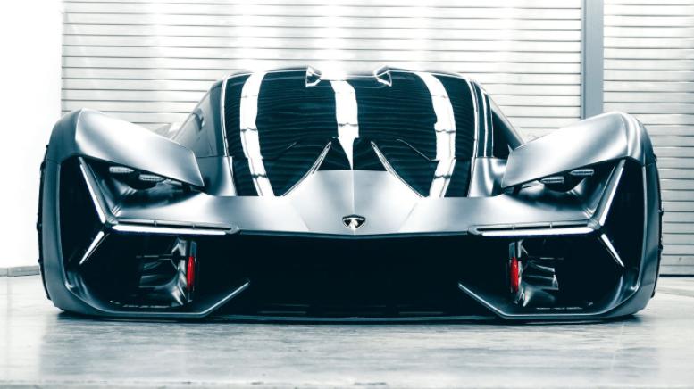 Lamborghini And MIT For The Supercar Of The Future
