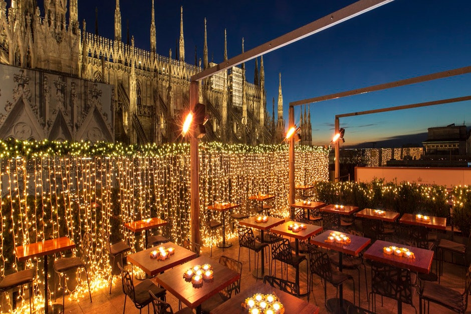 Quirky establishments in Milan
