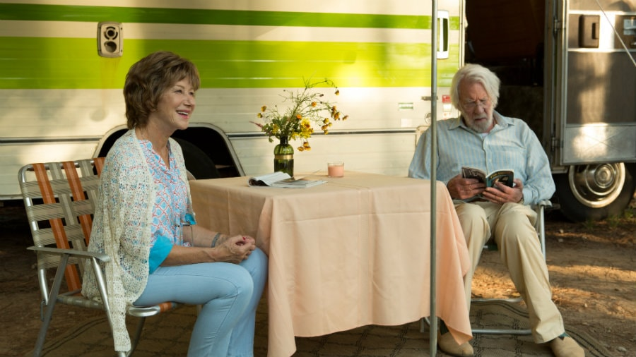 'The Leisure Seeker', an American story and an Italian director
