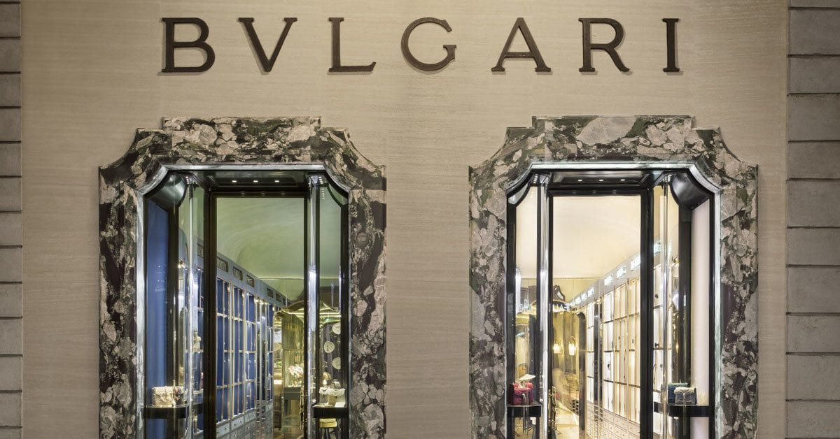 Bulgari opens the 'New Curiosity Shop' in Rome