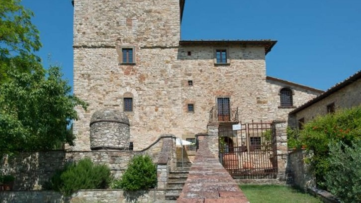 Michelangelo's Villa in Tuscany is on sale