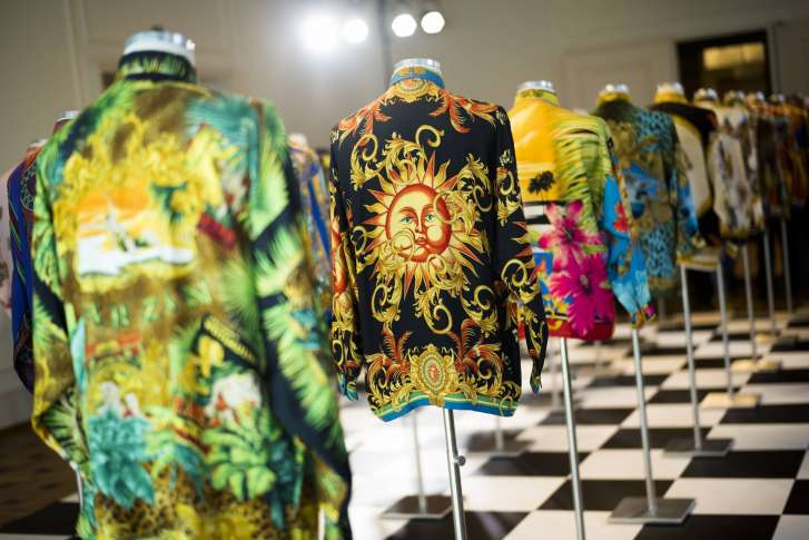 'Gianni Versace Retrospective' in Berlin