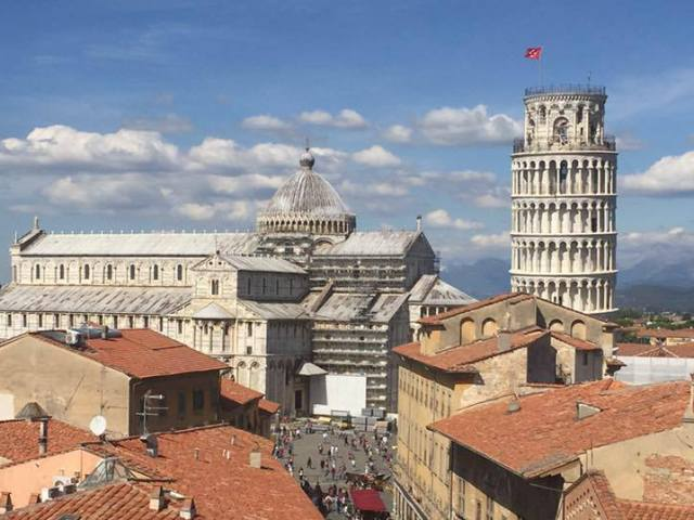 The secret jewels of the 'Terre di Pisa'