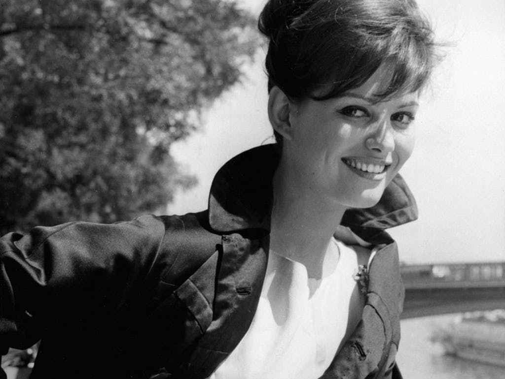 Happy 80th birthday to Claudia Cardinale