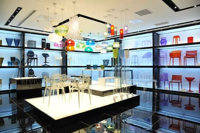 Kartell new store in China