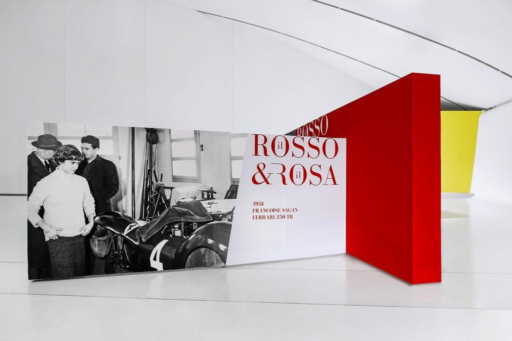 """""""Il Rosso & il Rosa – Women and Ferrari, the untold story"""""""