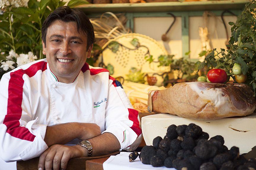 'Rafele Rye' the new Italian restaurant in New York