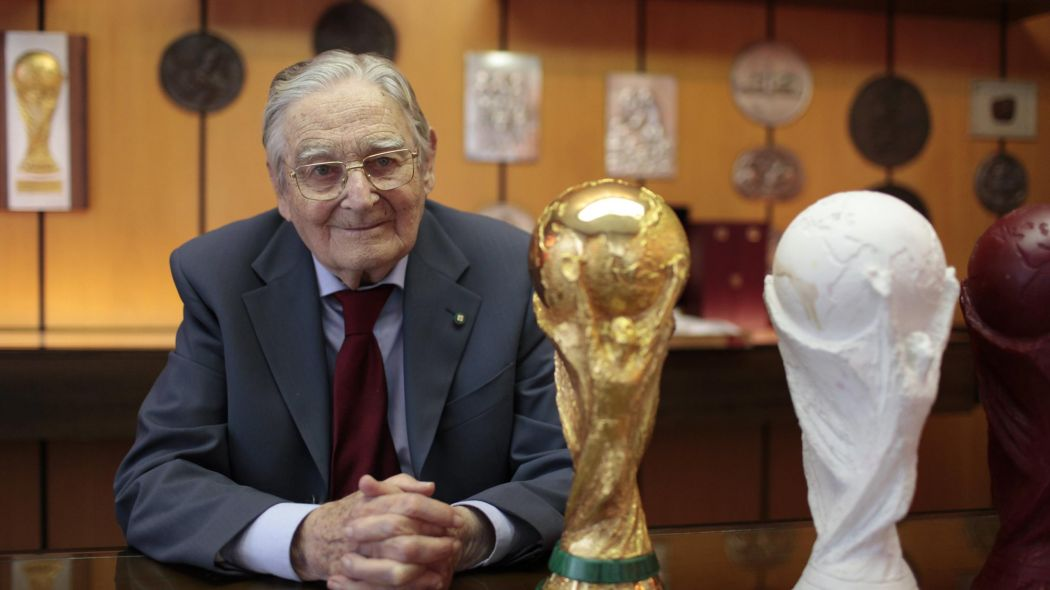 The FIFA World Cup Trophy is Made in Italy