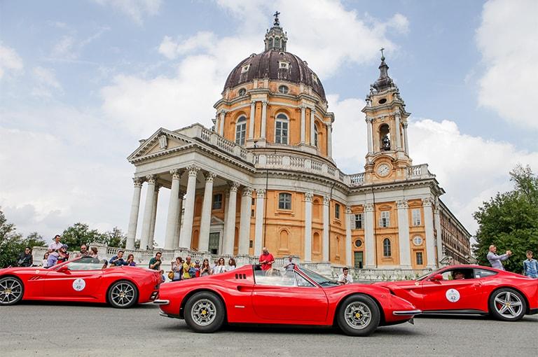 Turin Auto Show Parco Valentino 2018