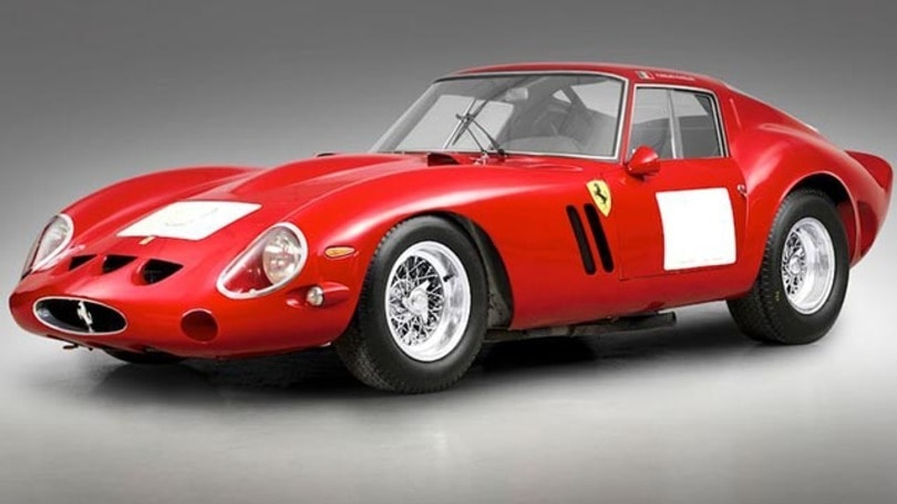 1962 Ferrari 250 GTO up for auction