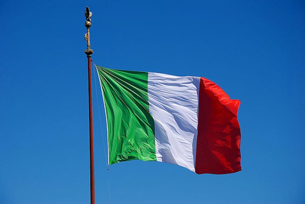 The Italian Republic celebrated in Munich