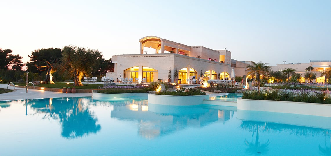 The Vivosa Apulia Resort:  an earthly paradise in Salento