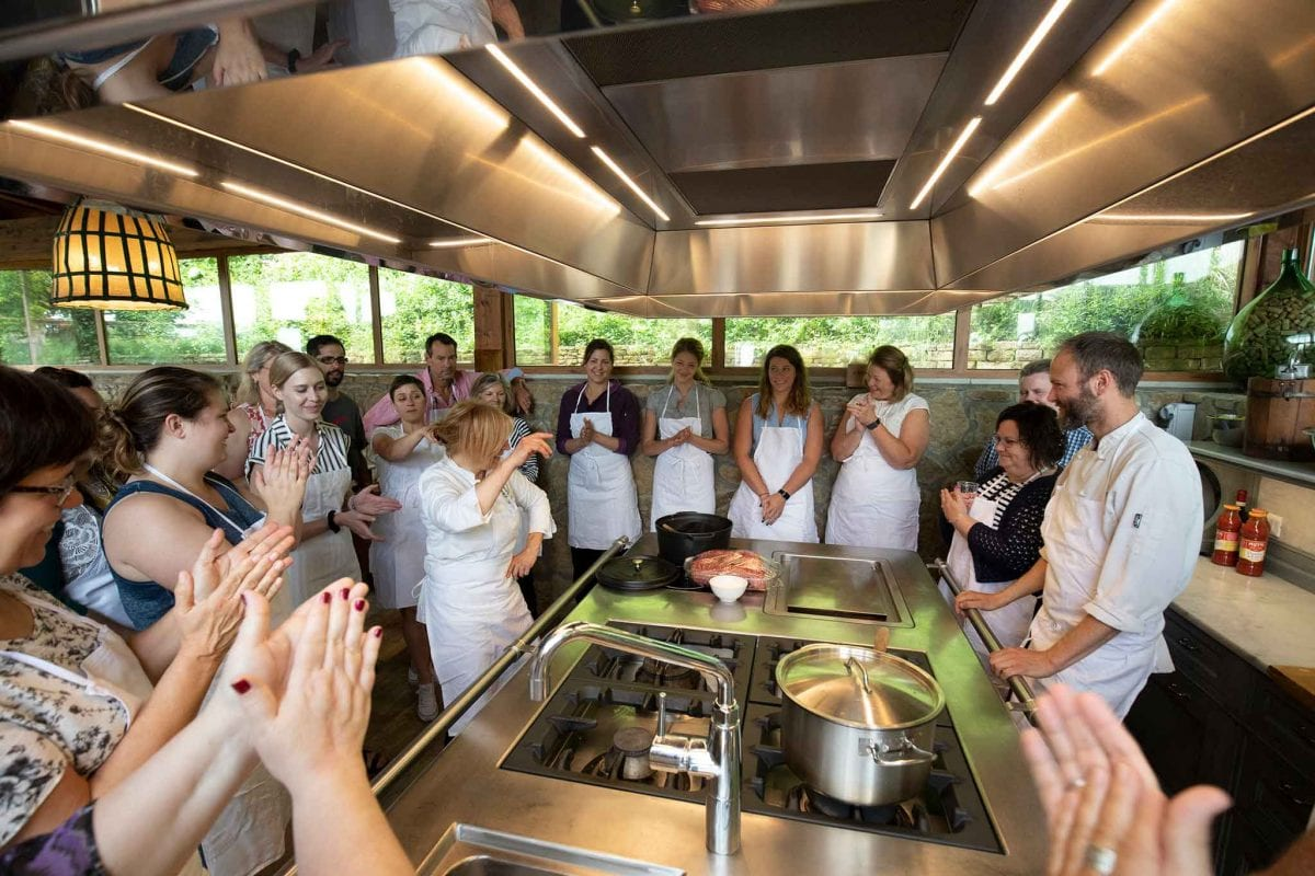 Cooking lessons in Tuscany are the world's best travel experience