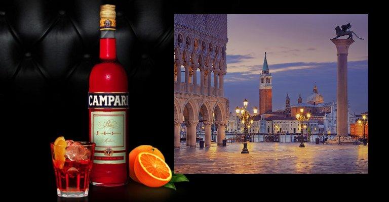 Campari Raises a Toast to the 75th Venice International Film Festival