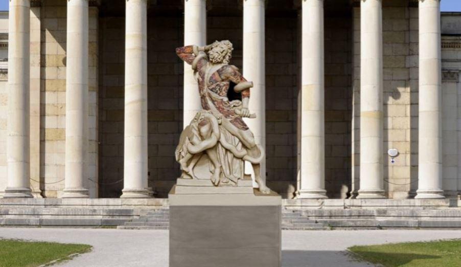 Art and Italian fashion in Munich
