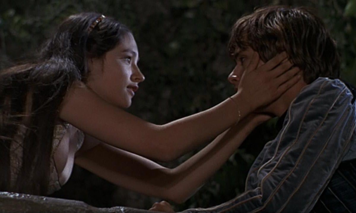 "Zeffirelli's ""Romeo and Juliet"" in Pienza"