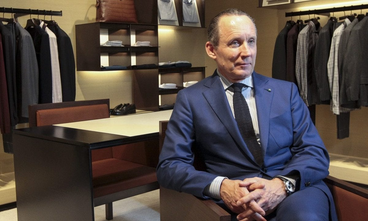 Zegna acquires 85% of Thom Browne