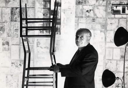 Gio Ponti Archi-Designer's upcoming exhibition in Paris