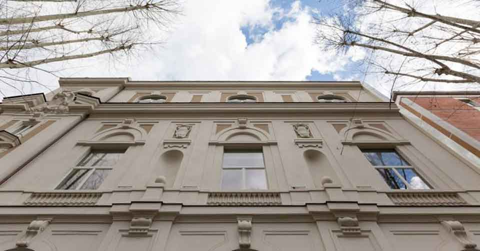 Palazzo Merulana, a new art collection in the heart of Rome