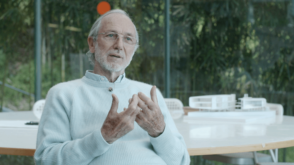 'Renzo Piano, the Architect of Light'