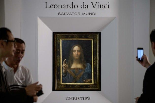 Salvator Mundi was not the last Leonardo on the market