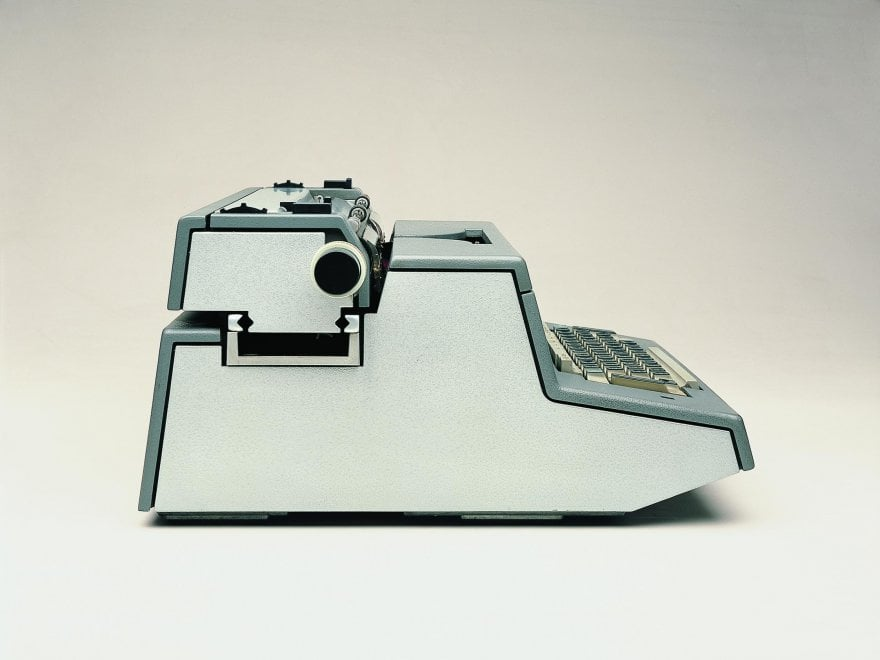 Olivetti: 110 years of industry on show in Rome