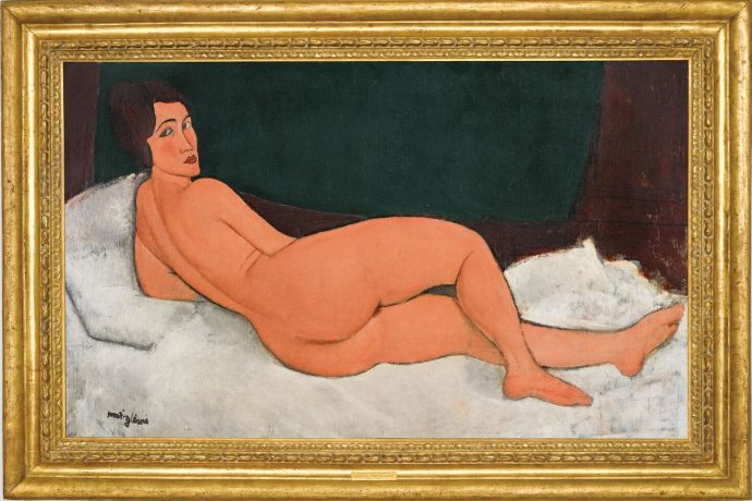 Modigliani for sale in New York