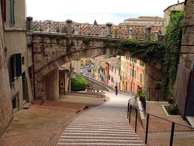 A group of 8 Etruscan cities candidate to UNESCO World Heritage