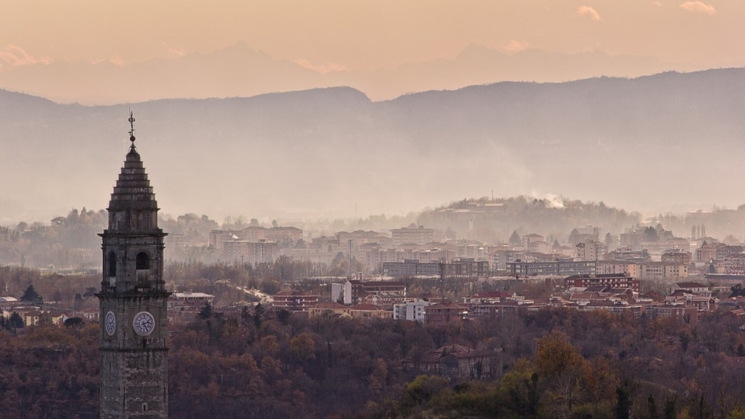 Ivrea, UNESCO World Heritage Site