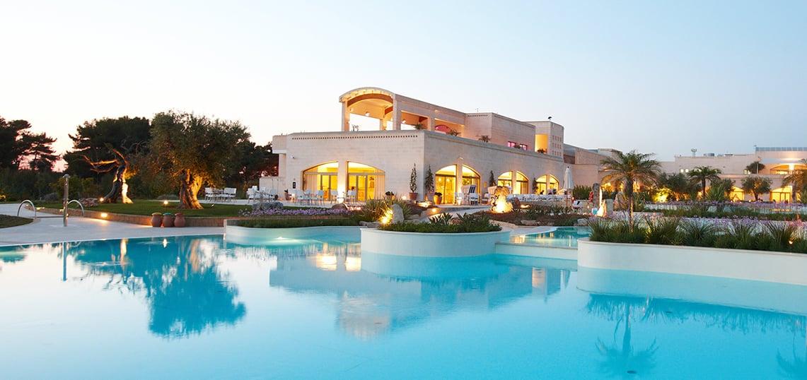 The Vivosa Apulia Resort:  an earthly paradise in Salento