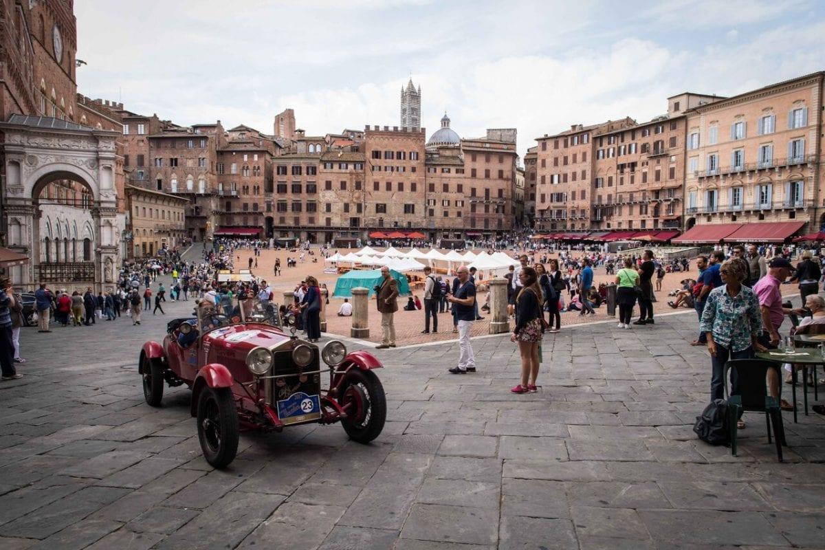 Maserati and the Gran Premio Nuvolari ready to race together