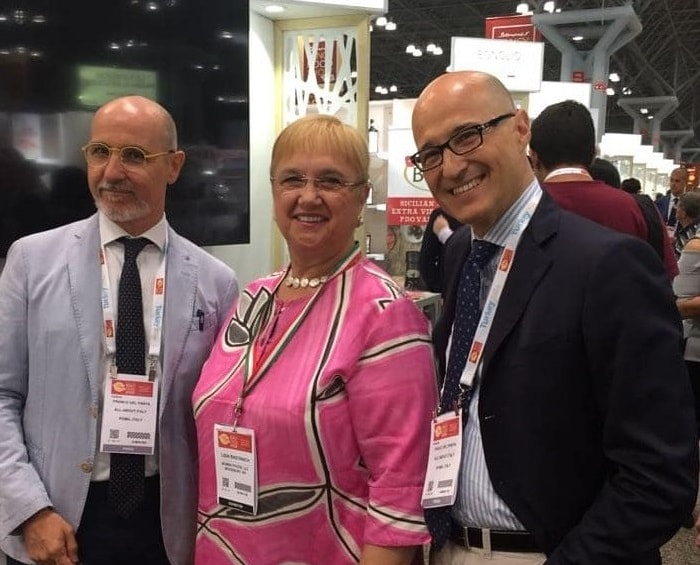 All about Italy and Lidia Bastianich together for the Italian excellence