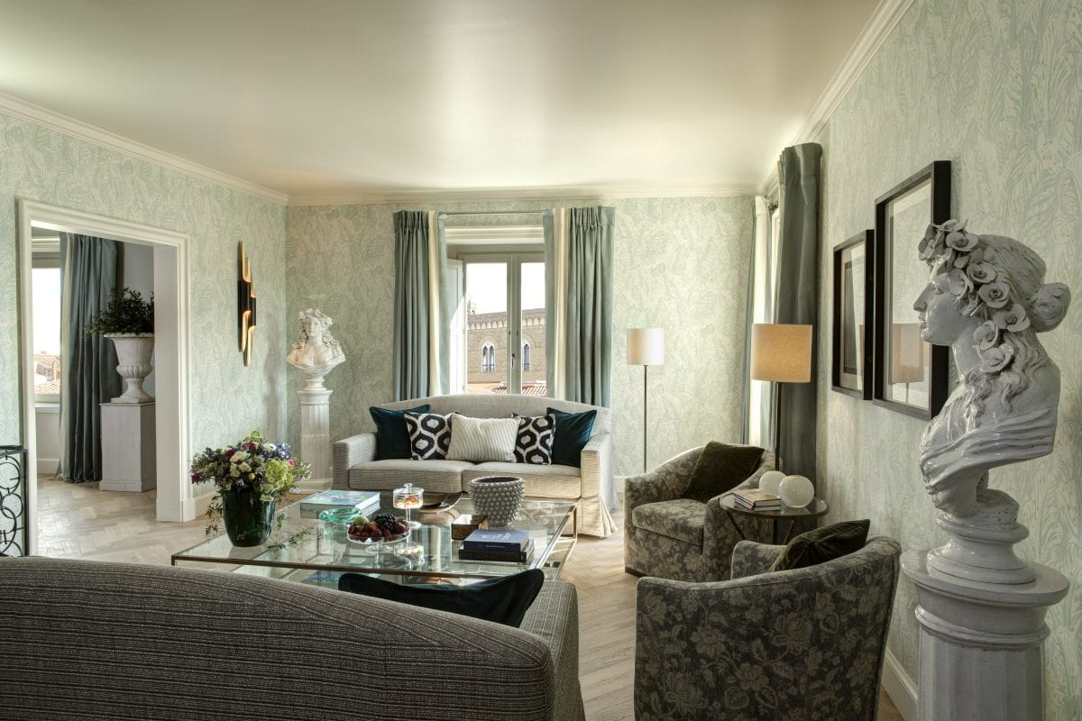 Breathe the new Italian Renaissance at the Savoy Hotel