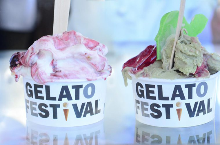 The all-you-can-eat Gelato Festival that is touring the United States
