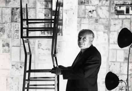 Gio Ponti Archi-Designer's upcoming exhibition in Paris
