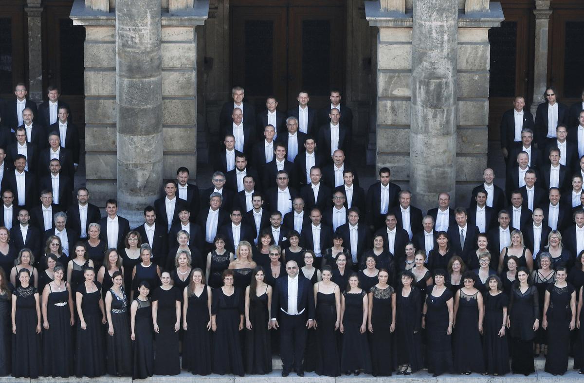 The Hungarian State Opera Orchestra – Aldo Finzi Tribute