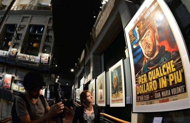 'Once upon a time Sergio Leone' in Paris