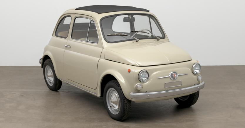 Fiat 500's Good Design on show at MoMA