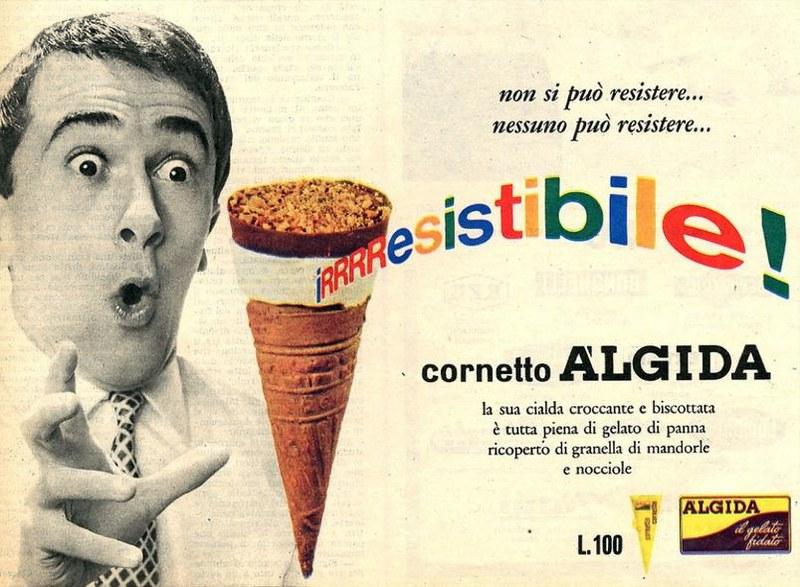 Happy 60th birthday 'Cornetto'