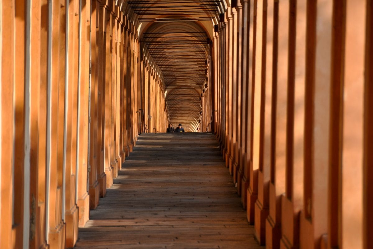 Portico di San Luca: Bologna's amazing covered walkway