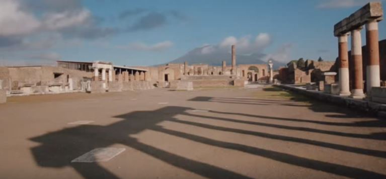 The Wheel of Pompeii to open in May