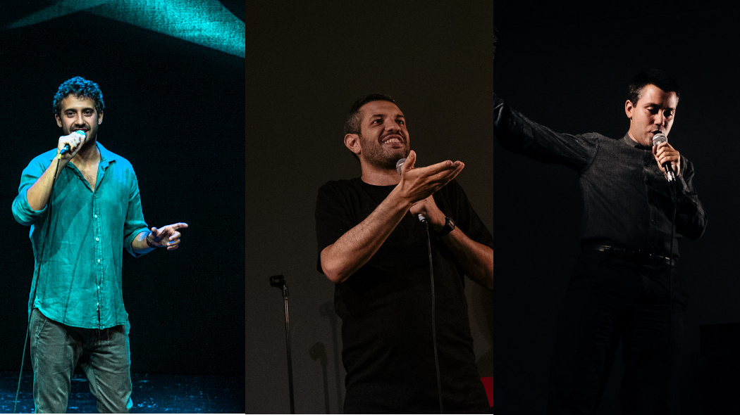 Italian stand-up comedians on to Netflix