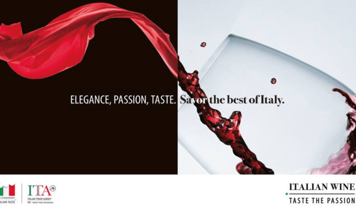 Italian Wine – Taste the Passion